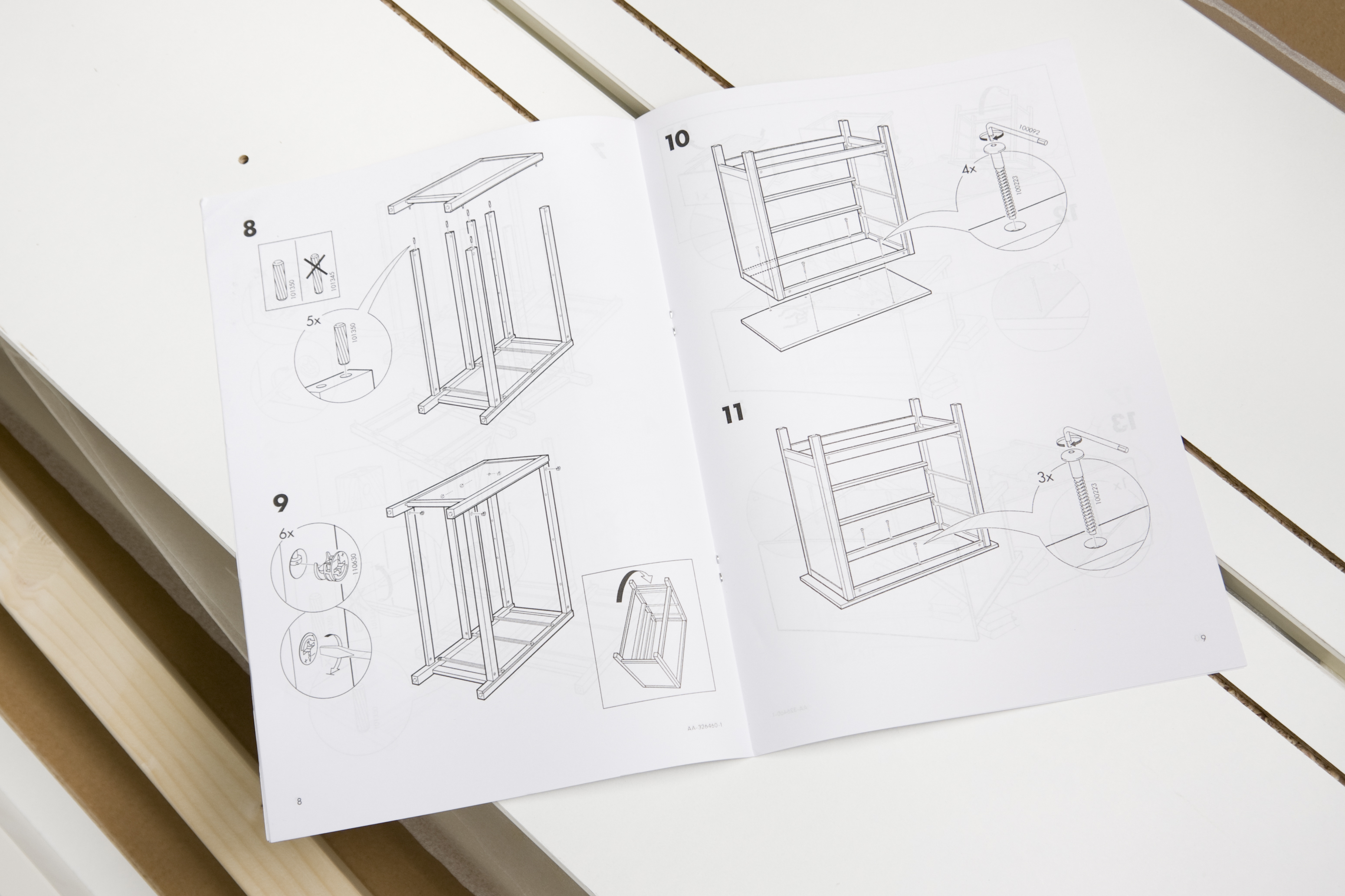 IKEA Kitchen Cabinet Assembly